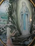 """Старинная икона """"Madonna l'immaculee conception"""", XIX век, Германия, фото №2"""