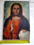 Ікона Ісус Христос Вседержитель 16.5×24,5 смм, фото №5