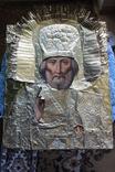 Икона Николай Чудотворец 40/32 см., фото №2