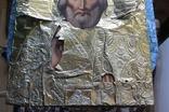 Икона Николай Чудотворец 40/32 см., фото №7