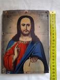 Ікона Ісус Христос Вседержитель 14,5×19, фото №5