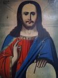 Ікона Ісус Христос Вседержитель 14,5×19, фото №7