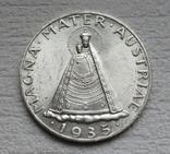 5 шиллингов 1935 г. Австрия, серебро, фото №5