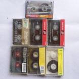 Аудиокассеты шансон 25 шт, фото №9