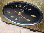 Часы Янтарь электромеханические, фото №3