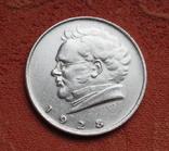 "2 шиллинга 1928 г. Австрия, "" Франц Шуберт "", серебро, фото №2"