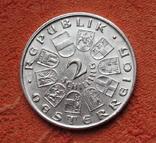 "2 шиллинга 1928 г. Австрия, "" Франц Шуберт "", серебро, фото №6"