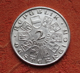 "2 шиллинга 1928 г. Австрия, "" Франц Шуберт "", серебро, фото №7"