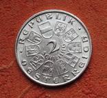 "2 шиллинга 1928 г. Австрия, "" Франц Шуберт "", серебро, фото №9"
