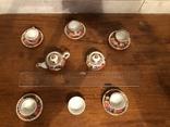 Детский набор ручной росписи и соусница, фото №8