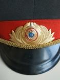 Фуражка милицейская Киев 1976 года, фото №9
