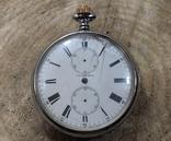 Хронограф АUG.ERICSSON 19 век., фото №2