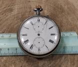 Хронограф АUG.ERICSSON 19 век., фото №6