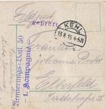 Германия. 1915. Солдаты и две фрау., фото №5