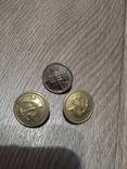 Пуговицы разные большие, фото №2