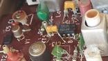 Радиоприемник Альпинист РП-221 драгсодержащие элементы платы., фото №11