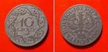 Польша. 10 грошей 1923г., фото №2