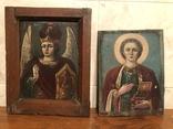 Святой Пантелеймон , Архангел Михаил, фото №2