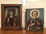 Святой Пантелеймон , Архангел Михаил, фото №8