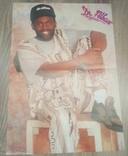 Постер Dr Alban / Bon Jovi двохсторонній 40,7х28,3 см з журналу Popcorn, фото №2