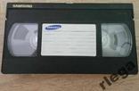 Відеокасета Samsung E-180 HQ +5min, фото №4