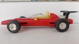 Машинка гонка красная (№ 1), фото №2