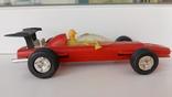 Машинка гонка красная (№ 1), фото №3