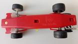 Машинка гонка красная (№ 1), фото №4