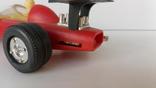 Машинка гонка красная (№ 1), фото №6
