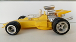 Машинка гонка желтая (№ 2), фото №2