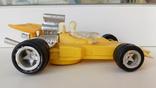 Машинка гонка желтая (№ 2), фото №3