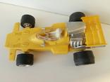 Машинка гонка желтая (№ 2), фото №5
