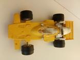 Машинка гонка желтая (№ 2), фото №6