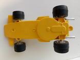Машинка гонка желтая (№ 2), фото №7