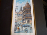 Картина французького художника париж 1971 г подпись, фото №9
