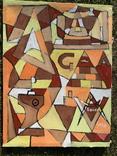 Коко Шанель, 55х72см, авт.П.Бойко, фото №2