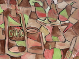 Вино, 83х73см, авт.П.Бойко, фото №3