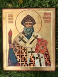 Икона Святой Спиридон, фото №2
