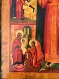 Икона Житие Екатерины, фото №6