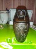 Статуэтка, Канопа Египетского жреца, фото №7