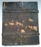 Старинная Икона в деревянном окладе ( Митрофан Воронежский ), фото №10