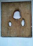 Старинная Икона в деревянном окладе ( Митрофан Воронежский ), фото №12
