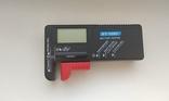 Электронный тестер для батареек BT-168D 1, фото №2