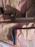 Мясорубка алюминиевая силумин Мотор Сич клеймо пельменница, фото №7
