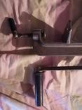 Мясорубка алюминиевая силумин Мотор Сич клеймо пельменница, фото №8