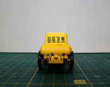 Модель компрессора ЗИФ-55 масштаб 1:43 (ручная работа), фото №5