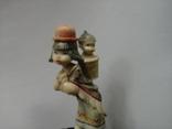 """Статуэтка """"Мама"""", слоновая кость, 20-30-е гг. XX в., авторская работа, Италия, фото №7"""