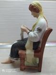 Статуэтка Девочка Рукадельница, фото №5