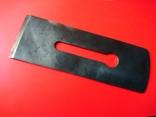 Железко Нож Лезвие рубанка 1963 год Интересное клеймо, фото №7