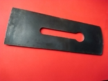 Железко Нож Лезвие рубанка 1963 год Интересное клеймо, фото №10